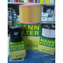 Kit De Filtros Mann Para Citroen Berlingo Y Partner 1.9 Dsl
