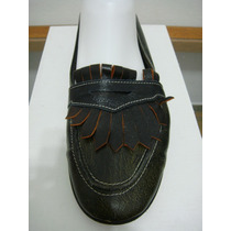 Signoria Zapatos Flecos 40 Cuero Vacuno Verde/azul, Ana.mar