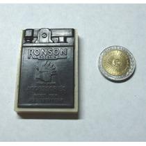 Ronson Raro Kit En Baquelita Repuesto O Accesorios