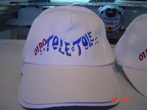c8bb363531a45 Gorras Bordadas Egresados Y Publicidad El Mejor Precio!!!! Precio    129 99  Ver en MercadoLibre