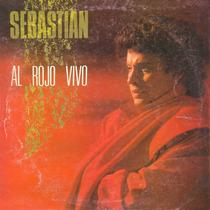 Cd De Sebastian - Al Rojo Vivo - 1989