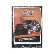 Cartel Original Dakar Rally 2012 Fernet Branca Poster
