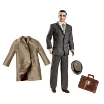 Barbie Collector Mad Men Don Draper Año 2010 Bunny Toys