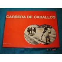 Antiguo Juego De Mesa - Carrera De Caballos Con Ruleta Mira!