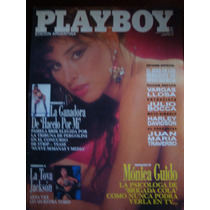 Revista Playboy Argentina - Monica Guido