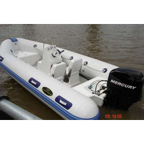 Semirrigido Olympic Marine 460 2014 Nuevo Sin Motor