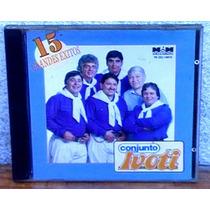 Conjunto Ivoti - 15 Grandes Exitos ( Nuevo)
