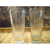 Antiguos Vasos De Boliche / Bar / Pulpería