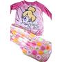 Pijamas Disney Micropolar Princesas-tinkerbell-bob Esponja