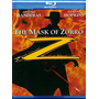 Blu-ray The Mask Of Zorro / La Mascara Del Zorro