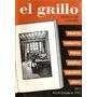 El Grillo Revista De Cultura Nº6 Dirigida Por C De Grinbaum