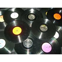 Discos De Vinilo Para Decoración O Artesanías - 20 X $65
