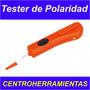 Tester De Polaridad Sonoro Al Tacto Circuitos Autos Motos