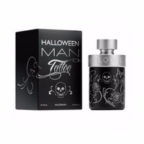 Perfume Halloween Man Tattoo By J. Del Pozo 125ml Perfumeria