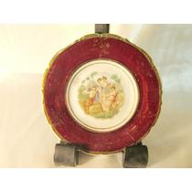El Arcon Antiguo Plato Porcelana Ind. Argentina 12,5cm 17013