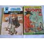 Coleccion Bisonte- Lote Novelas- Ed Bruguera-1979