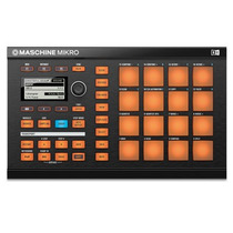 Controlador Midi Native Instruments Maschine Mikro Secuencer