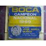 Boca Campeon 1969 En Cancha De River Vinilo Josè María Muñoz