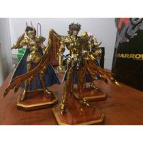 Bases Custom Para Myth Cloths Y Figuras Animé En Madera