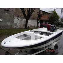 Lancha Pescadelta 425 Olympic Marine 2014 Nuevo Sin Motor
