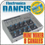 Mini Mixer 8 Ch Salidas Dobles Individuales By Dancis