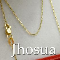 Cadena De Oro 18kilates 50cm / 3,7grs. Modelo Forcet Jhosua
