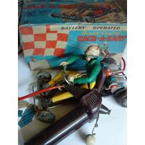 Auto-kart (karting), A Pila, Chapa, Japonés, Marca Marx Toys