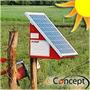 Electrificador A Energia Solar Boyero - P/ 40km Alambrado