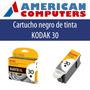 Cartucho Original Negro Para Impresora Kodak 30