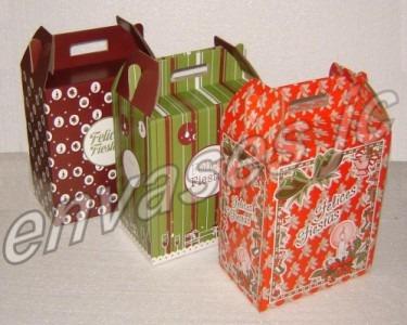 Descripci n - Cajas de carton de navidad ...