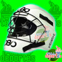 Casco Arquero Hockey Obo Promite Reja Proteccion Ideal!