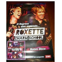Roxette Charm School Poster De Disqueria