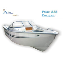 Trucker Prinz 5,35 Modelo Pro Fishing Open - Primavera