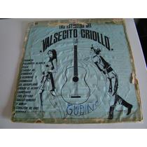 Lp - Las Estrellas Del Valsecito Criollo Vinilo Impecable