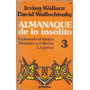 Almanaque De Lo Insolito Tomo 3 (wallace & Wallechinsky)