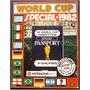 Album Fks Mundial España 82 World Cup Special - Completo