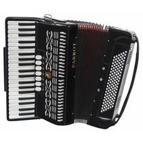 Acordeon A Piano Parrot Yw-827 - 120 Bajos, 41 Teclas