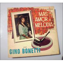 Mas Amor Y Melodia _ Gino Bonetti - Saxo Alto Y Ritmo