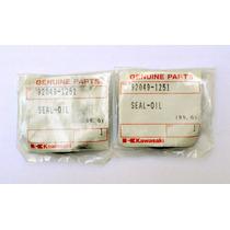 Retenes De Aceite P/amortig.delant. Kawasaki Shaft Mod. 1980