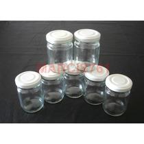 Frascos-envases Vidrio Anchoero 100 Cc X 20 Unidades Oferta