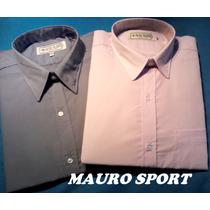 Camisas Tela Batista Talles Especiales (p/vestir O Sport)