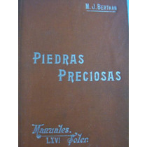 Berthan, M.j. - Piedras Preciosas. Sumas Noticias.