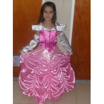 Disfraz Princesa Aurora Bella Cenicienta