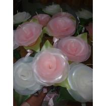 Ceremonia De Velas Para 15 Años - Rosas-