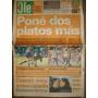 Diario Ole 20-9-1999/ Racing 2 Rosario Central 1/fecha 7
