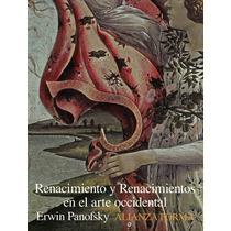 Panofsky Renacimiento Y Renacimientos En El Arte Occidental
