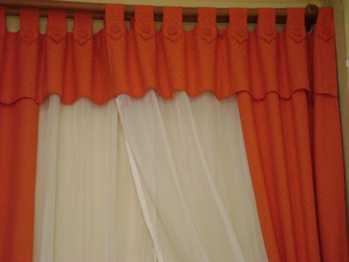 Doble cortinado c faldon cantoniers incorporados c - Precio de cortinas ...