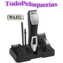Cortadora Recargable All In One Wahl + 11 Accesorios