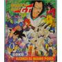 Figuritas Del Album Dragon Ball G T Año 2000 Ultrafigus