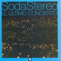 Soda Stereo Cd: El Último Concierto B (remasterizado 2007)